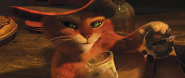長ぐつをはいたネコ作品紹介画像