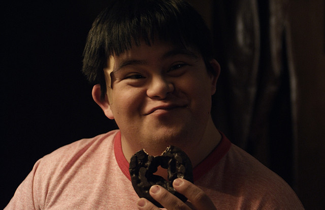 チョコレートドーナツ作品紹介画像