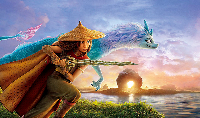 ラーヤと龍の王国アイキャッチ画像